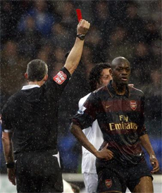 Diaby should know better