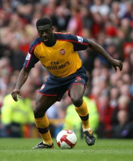 I'd like to keep Toure at Arsenal
