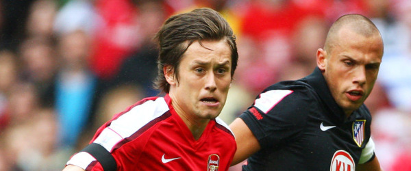 Rosicky thinks our squad is better than last season