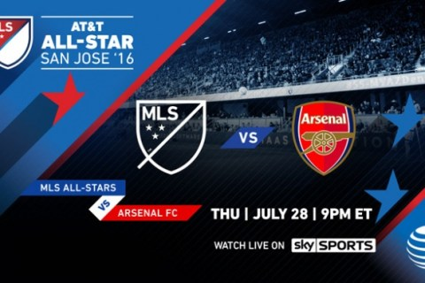 Arsenal pre-season matches in the US will be the only ones outside of Europe this summer