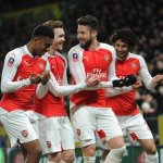 Arsenal through to FA Cup 6th round, but the victory is marred by more injuries
