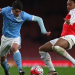 Arsenal edged out by Manchester City in FA Youth Cup semi-final