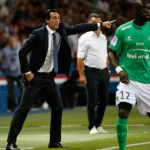 PSG held by Saint-Etienne ahead of UCL clash with Arsenal