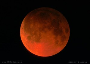 To paraphrase the Beatles, it was thirty years ago tonight that my good friend Liz Rouse, her brother David, and his girlfriend (now wife) Nicky went out to a relatively remote and unlit part of Maryland to watch one of the most spectacular solar eclipses of the time. I found some great photos online courtesy of Fred Espenak.