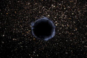 Dark flow: there's some kind of very massive object sucking galactic clusters up at the edge of the Universe.