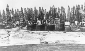 Matt Novak at Paleofuture has a great article on repeated failed predictions about peak oil, dating back over one-hundred years.