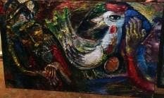 ArtMoiseeva.ru - Red story - Bird