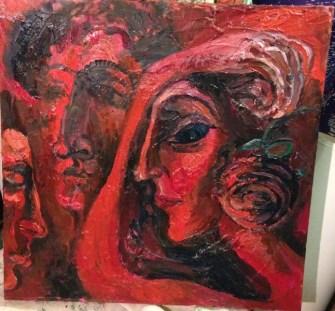 ArtMoiseeva.ru - Red story - Spain1