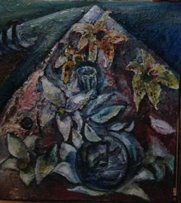 ArtMoiseeva.ru - Red story - Still life