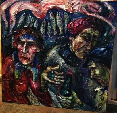 ArtMoiseeva.ru - Red story - Two women