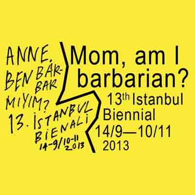 13-я биеннале в Стамбуле