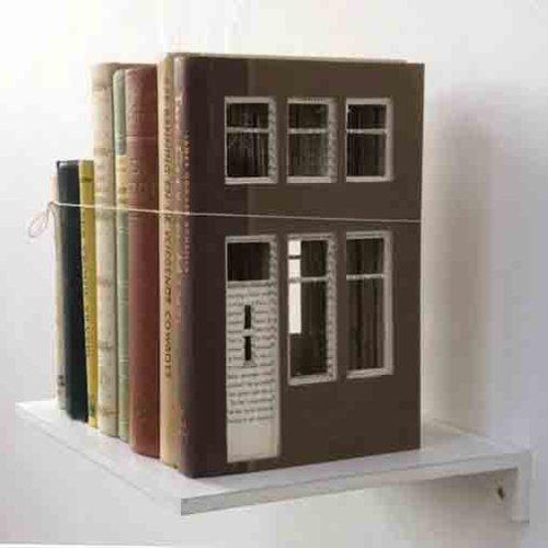 Дома из книг-2
