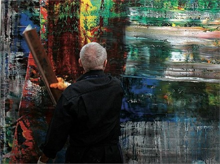 Известный художник в  шоке от цен на произведения современного искусства