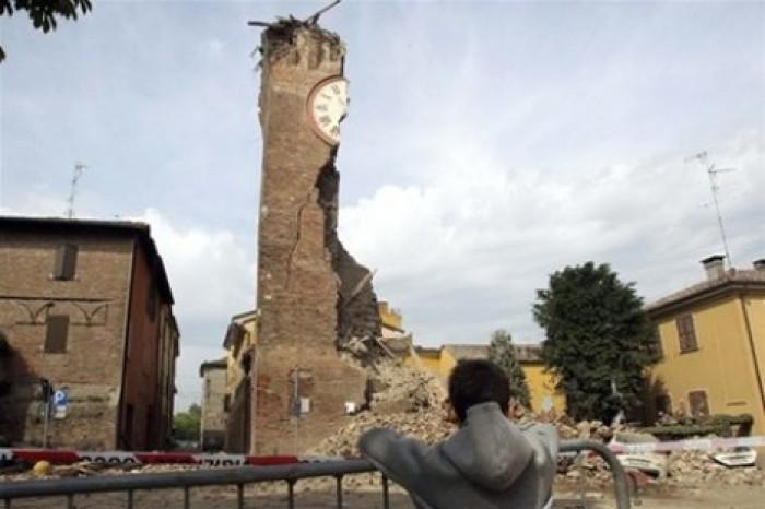 ВИталии музеи задень собрали €610 тыс. наликвидацию последствий землетрясения