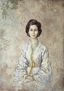 Leila Benjelloun Jean-Claude Fourneau
