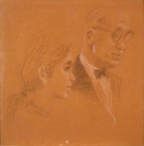 Jean-Claude Sylvie Fourneau Gaston Palewski