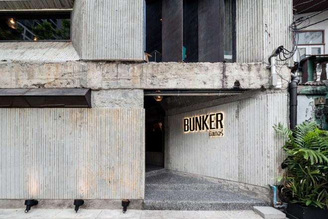 Bunker by Lump Co., Ltd. Photo by Ketsiree Wongwan