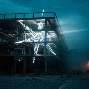The Star Image by Ronaldas Buozis
