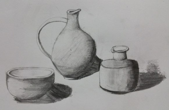 Basic of Sketching and Shading