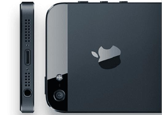 Apple présente l'iPhone 5 ! 1