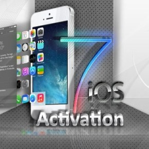 Activer l'iOS 7