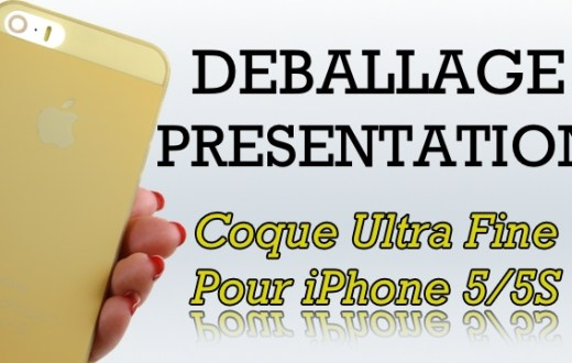 Peel iPhone coque fine