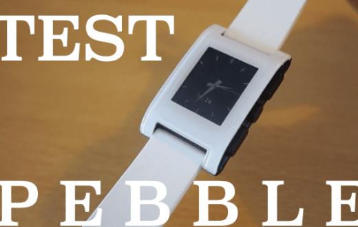 Test Pebble