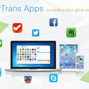 CopyTrans Apps : Gérer vos Applications iOS facilement depuis un PC 1