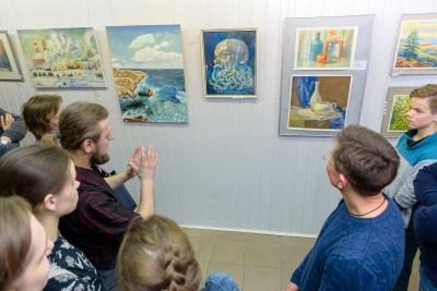 Итоги выставки «Арт-перископ» от ArtClass студии