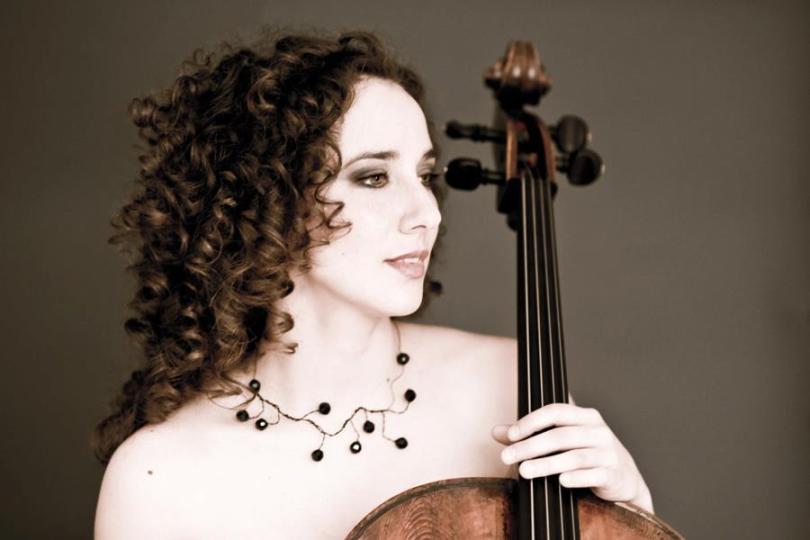 Chloe Dominguez, cellist