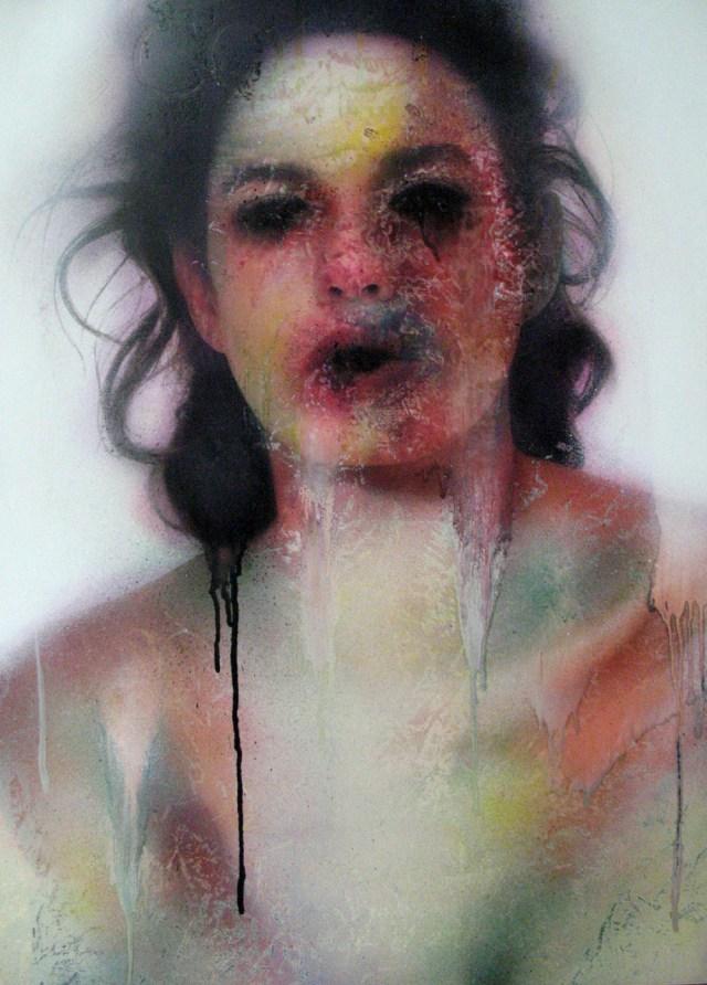 Dolor - Pinturas de Marco Rea 3