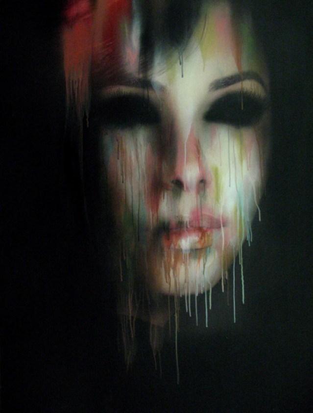 Dolor - Pinturas de Marco Rea 5