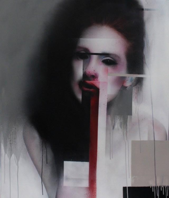 Dolor - Pinturas de Marco Rea 7