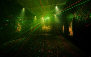 Love Focused Like a Laser by Matthew Stone Installation View