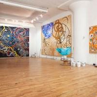 Nabil Nahas Studio (2013) photo provided by Sperone Westwater