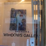 TED STAMATELOS at Orchard Windows Gallery thru the 23rd of June