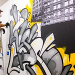 Drawn Together: The Merging of Graffiti & Art Gallery