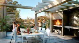 En Malvín tu apartamento con tremenda terraza con parrillero