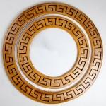 Moldura Griega Circular