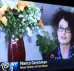 NY1's NY-er of the Week, memory artist, Nancy Gershman