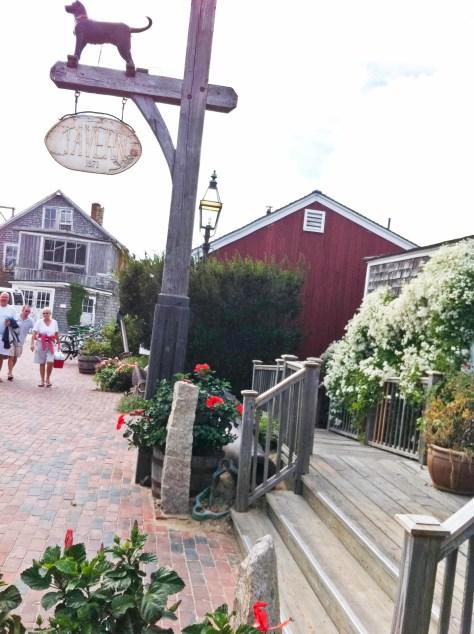 The Black Dog Tavern Martha's Vineyard