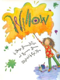 Willow kids picture book about art and creativity