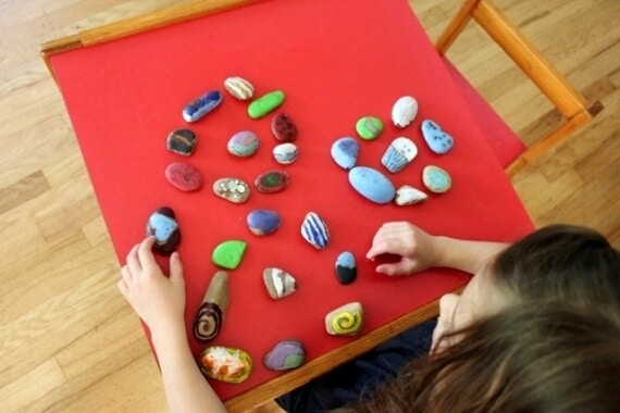 Melted Crayon Rocks1
