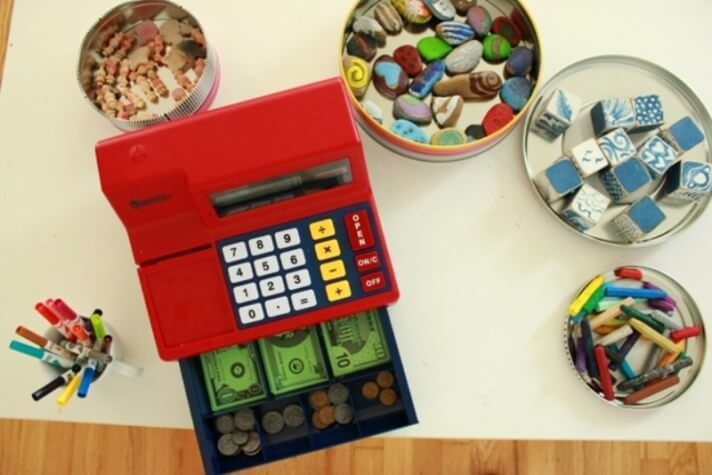 Toy Cash Register for Play Store 6