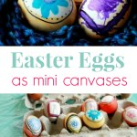 Easter Egg Ideas for Kids :: Drawing in Frames