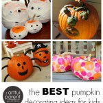 The Best Pumpkin Decorating Ideas for Kids