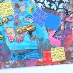 Mixed Media Collage for Kids