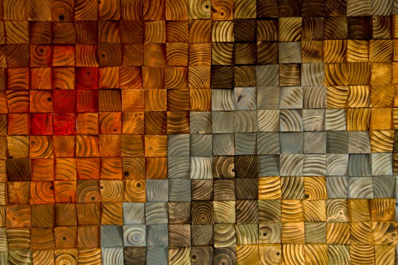 Large Of Wood Wall Art