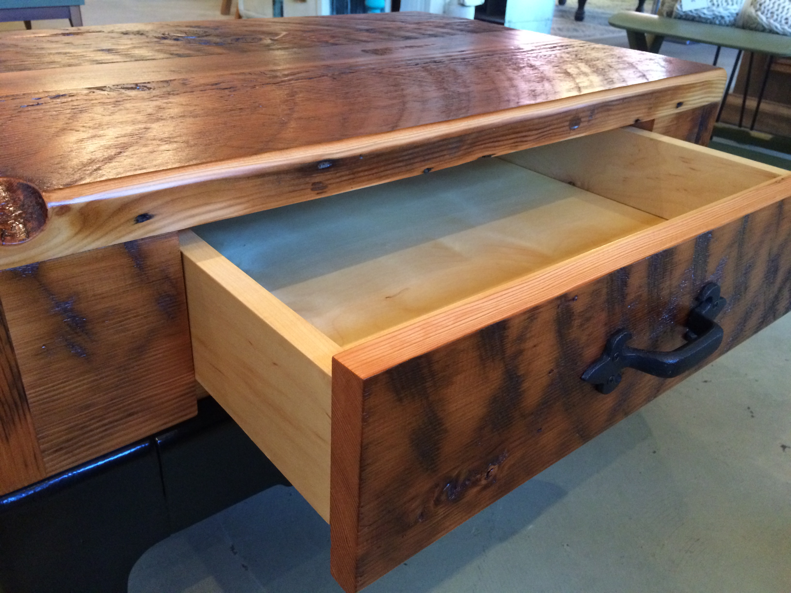 Fullsize Of Reclaimed Wood Coffee Table
