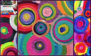Artist Wassily Kandinsky Inspired
